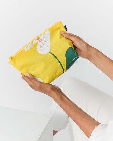 Carry all Pouch M Anthurium