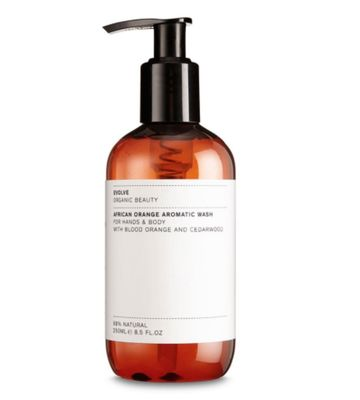 African Orange aromatic wash 250ml
