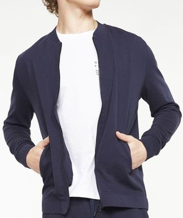 Andor -sweater jacket | navy