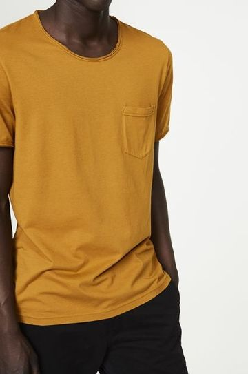 Curt t-shirt | dusty orange