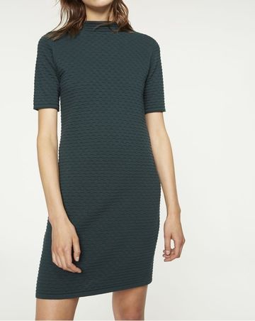 Jalessa dress | park green