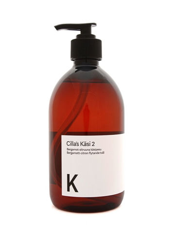 KÄSI 2 bergamot-citron 500ml