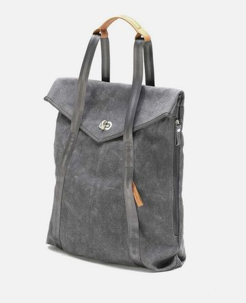 Tote | washed grey