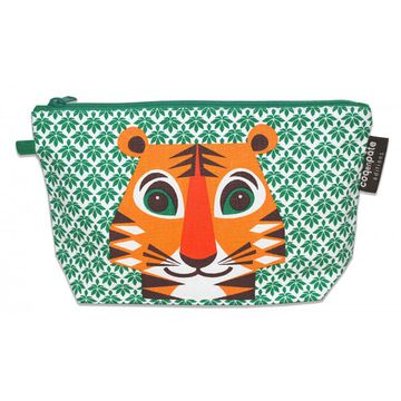 Travel Pouch | Pencil Case Tiger