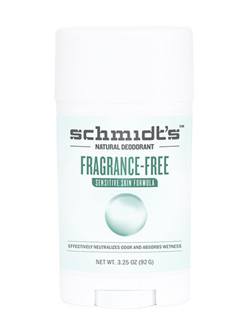 Deodorant Stick Sensitive Skin Fragrance Free