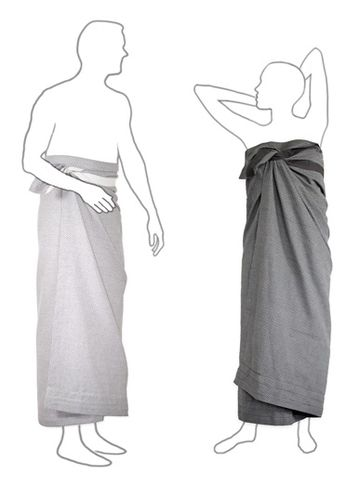 Wellness Towel | Light Grey Pique