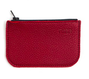 Small Purse | Pouch Burgundy