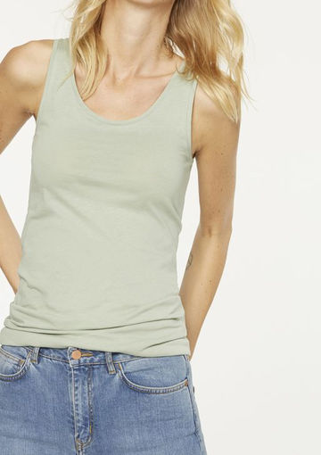 Bo top | pale green