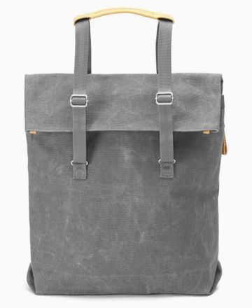 Day Tote | washed grey