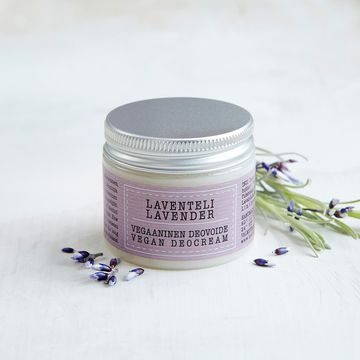 Vegan deodorant cream 50ml | lavender