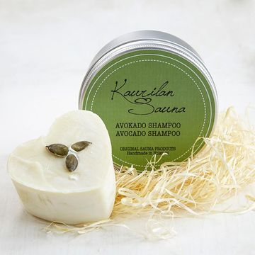 Shampoo bar 90g | avocado