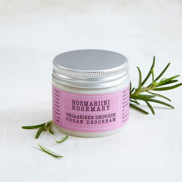 Vegan deodorant cream 50ml | rosemary
