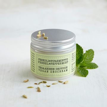 Vegan deodorant cream 50ml | fennel-peppermint