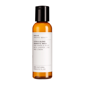 Citrus Blend aromatic wash | vartalonpesuaine matkakoko 60 ml