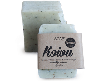 Koivu soap bar