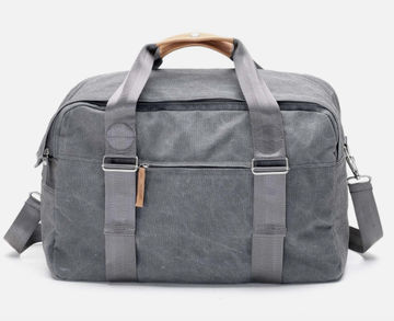 Weekender | washed grey
