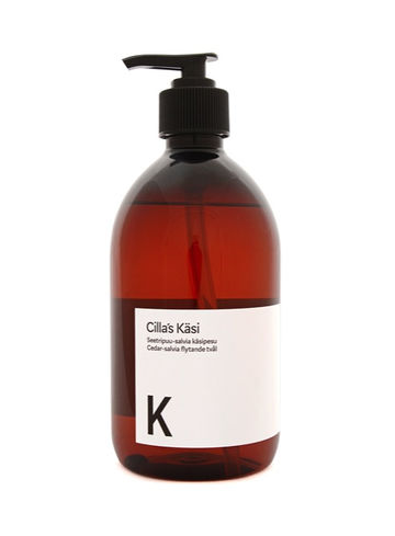 KÄSI cedre-sage liquid soap 500ml
