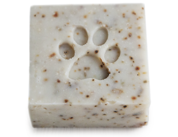 Tassu soap bar for pets