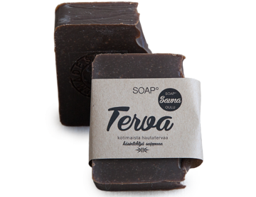 Terva soap bar